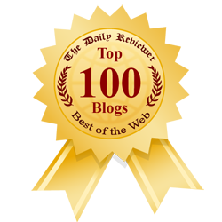 100 top blogs award