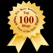 100 top blogs award