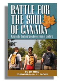 Battle for the Soul of Canada front cover jpg