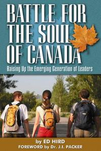 Battle for the Soul of Canada front cover small