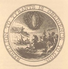 Benjamin Franklin Great Seal