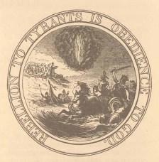 Benjamin Franklin Great Seal