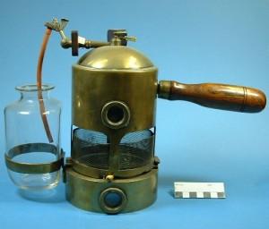 Joseph Lister's antiseptic