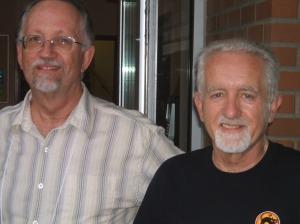 Rev Rod Ellis & Pastor David Carson