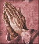 Praying Hands picture