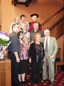 Cline family2
