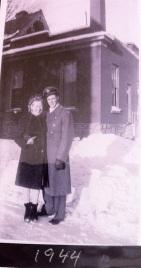 Vera and David 1944