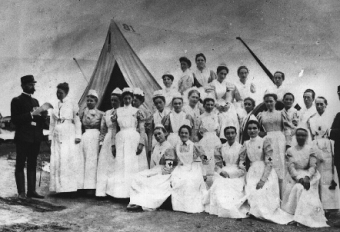 an overview of florences nursing life in 19th century Partly due to the rising fame of nurse florence nightingale  nursing jobs when  they returned to civilian life facing a nurse  example, with the introduction of  anaesthesia, surgical  19th century, nursing was often carried out in the  patient's.
