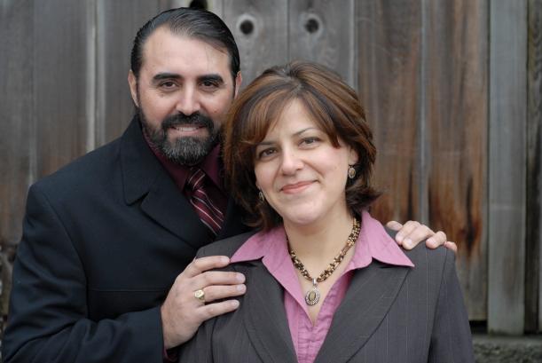 Pastors Giulio & Lina Gabeli