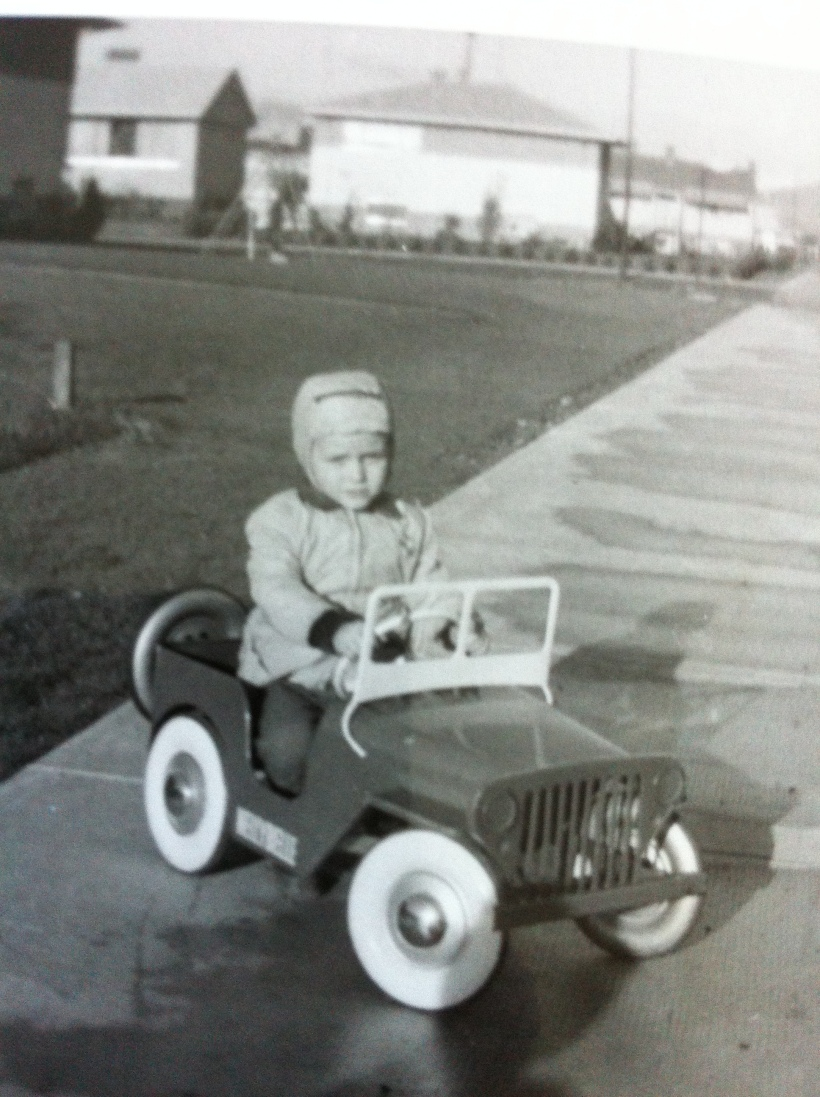 Ed HIrd aka racing car driver